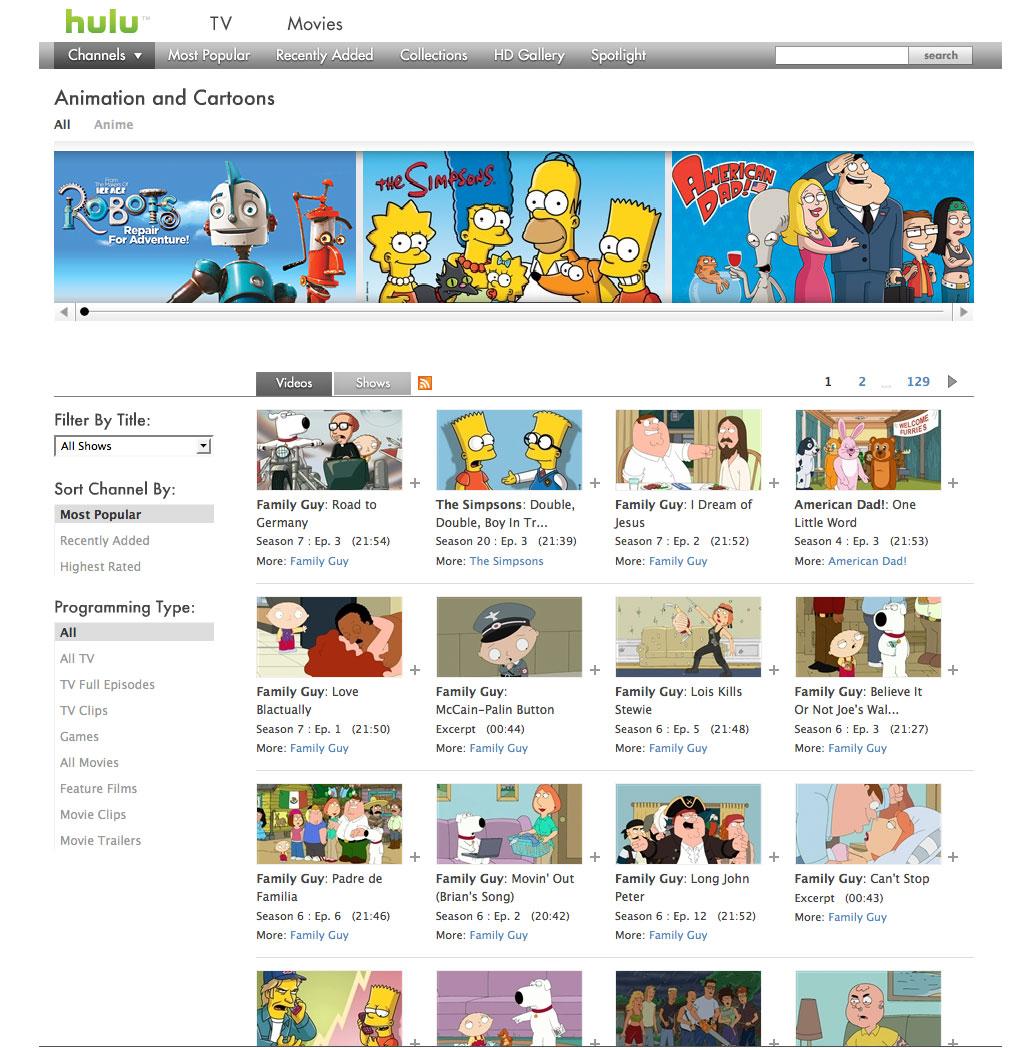 The World Needs A Hulu For Anime