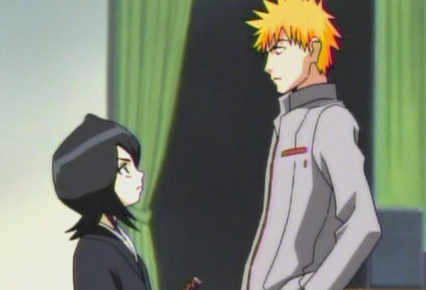 The Call to Adventure - Ichigo meets Rukia