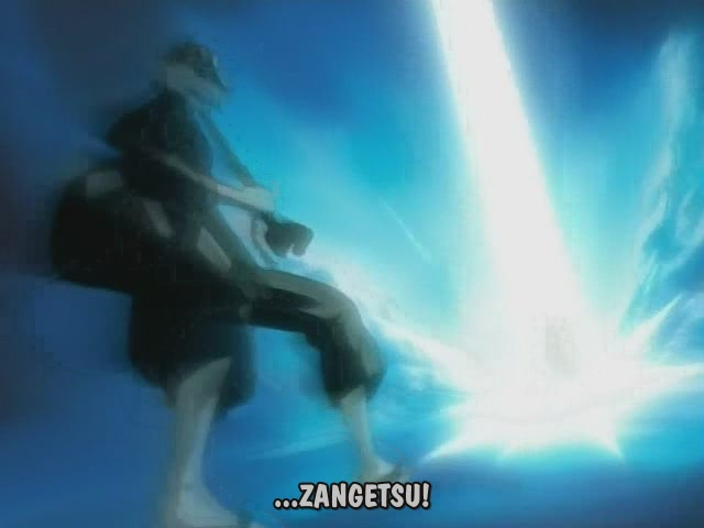Urahara Pushes Ichigo to Unleash Zangetsu