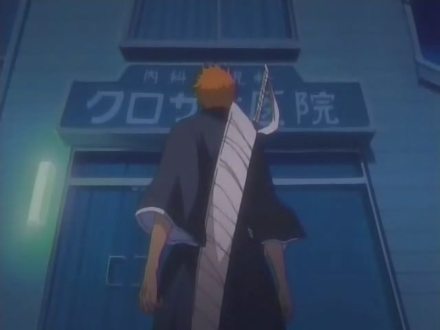 Ichigo's Return Home