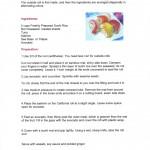 Rainbow Roll Recipe